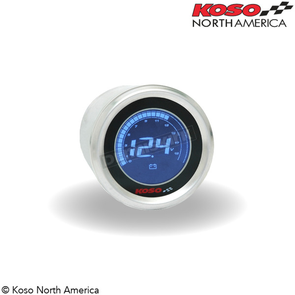 Koso North America DL-01V Volt Meter - BA484B30-HD