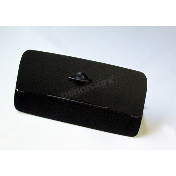 Black Knob Glove Box Lock Door - GD-3RB