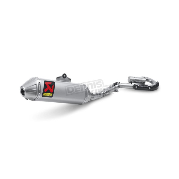 Akrapovic Stainless Steel/Titanium Evolution Line Exhaust System w/BN Muffler - S-H2MR7-BNTA