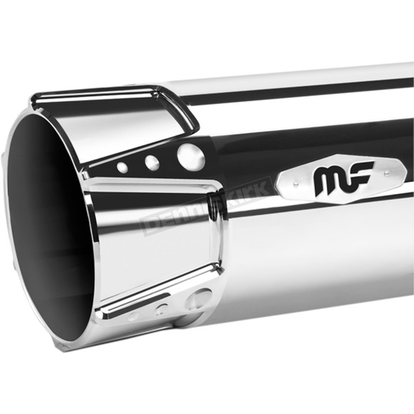 Magnaflow Chrome Sniper Slip-On Muffler - 7202601