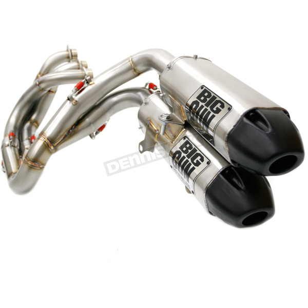 Big Gun EXO Stainless UTV Series Exhaust System - 14-2263