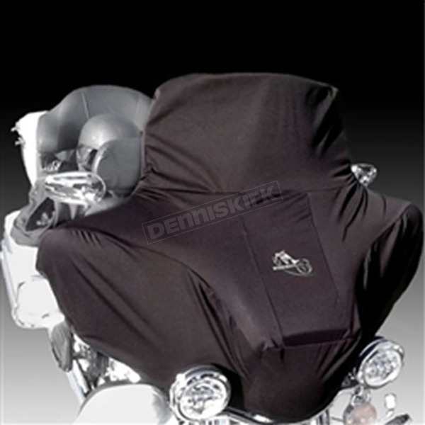 BikeSheath Black Fairing Rain Cover - 03161