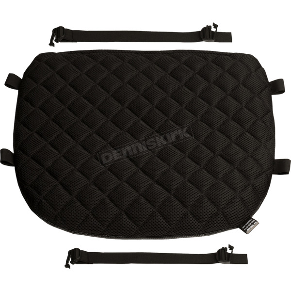 Touring Quilted Diamond Mesh Gel Seat Pad - 6605-Q
