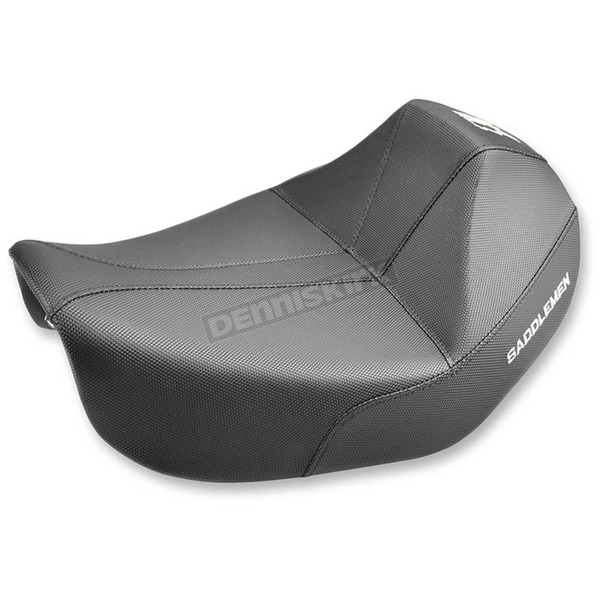 Saddlemen 1 WR Performance Gripper Solo Seat - 806-04-0024
