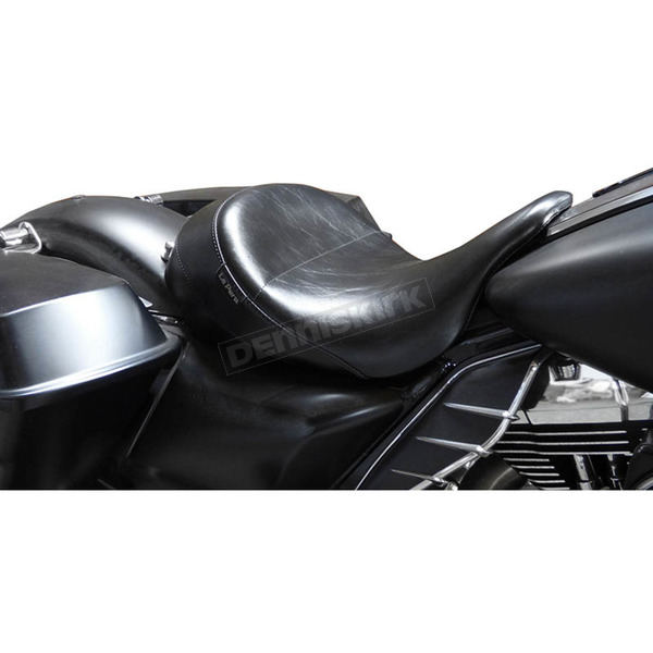 LePera Smooth Aviator Up-Front Solo Seat - LKU-017