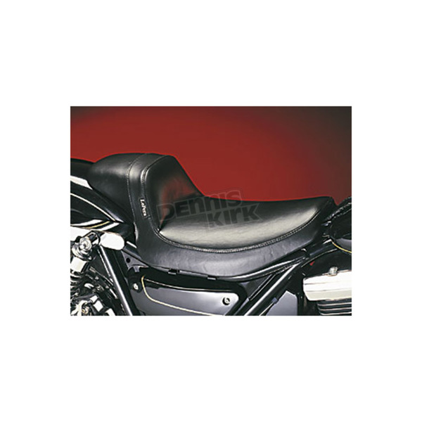 LePera Smooth Stitch Daytona Sport Solo Seat - L-828