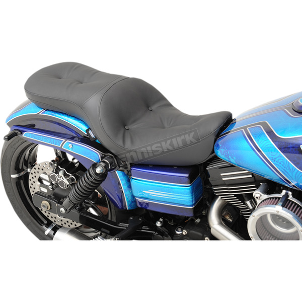 Drag Specialties Vinyl Pillow Low Profile Touring Seat  - 0803-0560