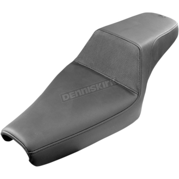 Saddlemen Black Step-Up Gripper Seat - 807-11-174