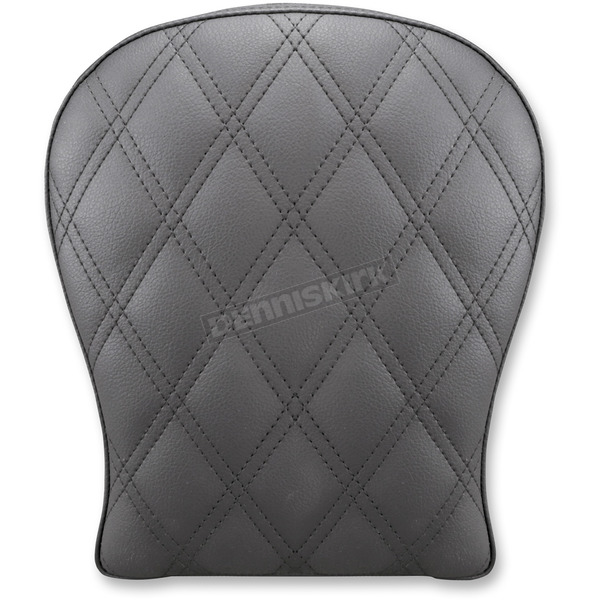 Saddlemen Black Lariat Detachable Pillion Pad - SA1024
