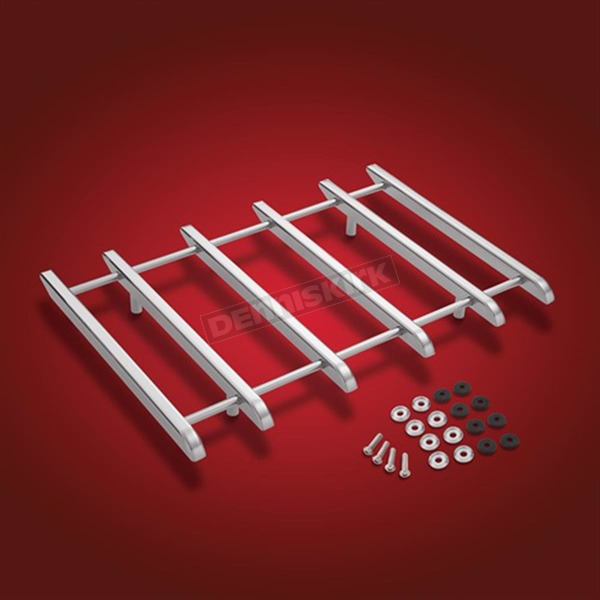 Show Chrome Chrome Vantage Six Rail Rack - 91-307