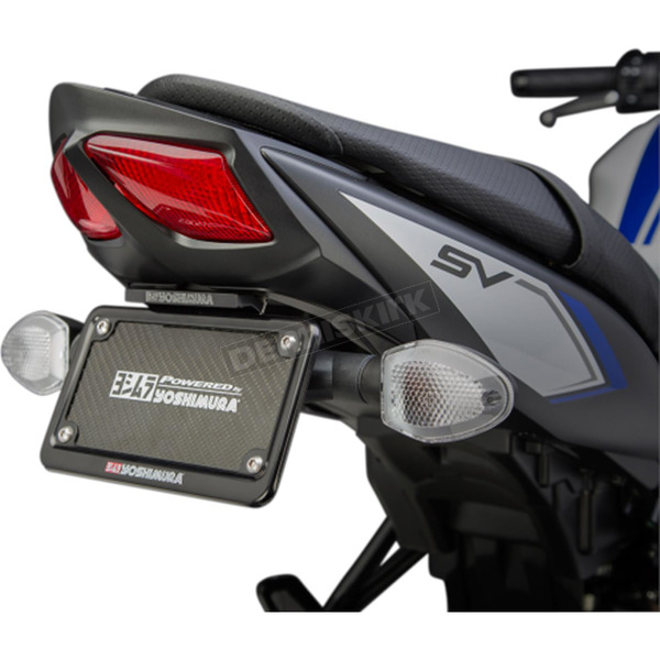 Yoshimura Fender Eliminator Kit - 070BG116700