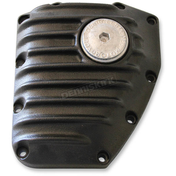 Speed Merchant Black Snatch Ribbed Cam Cover - CCTC/R/B