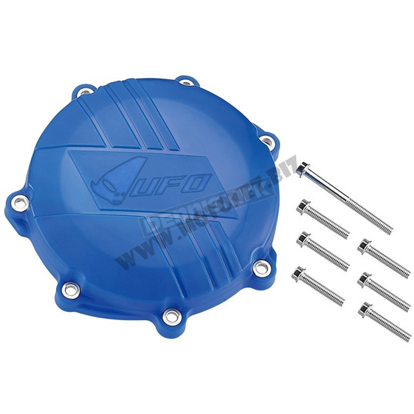 UFO Blue Clutch Cover - AC02403
