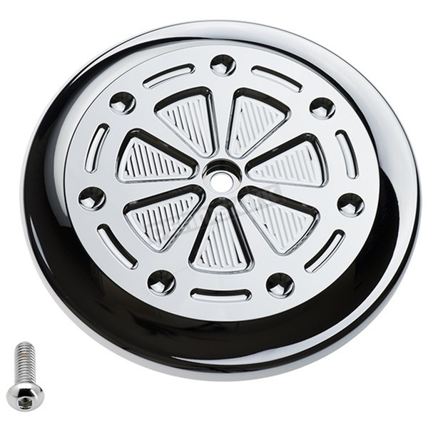 Chrome VT Air Cleaner Cover - 02-223-3