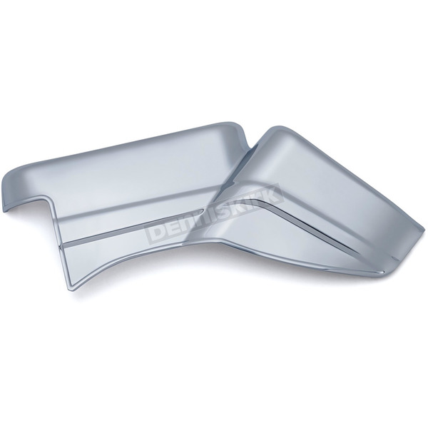 Kuryakyn Chrome Cylinder Base Cover - 5645