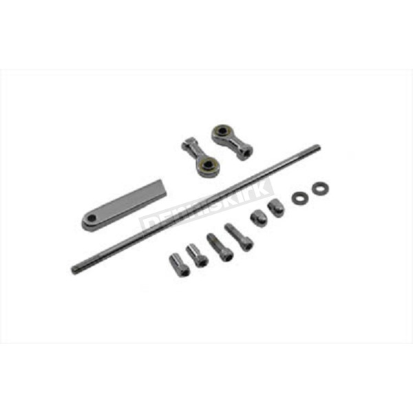 Chrome Shifter Rod Kit - 21-0502