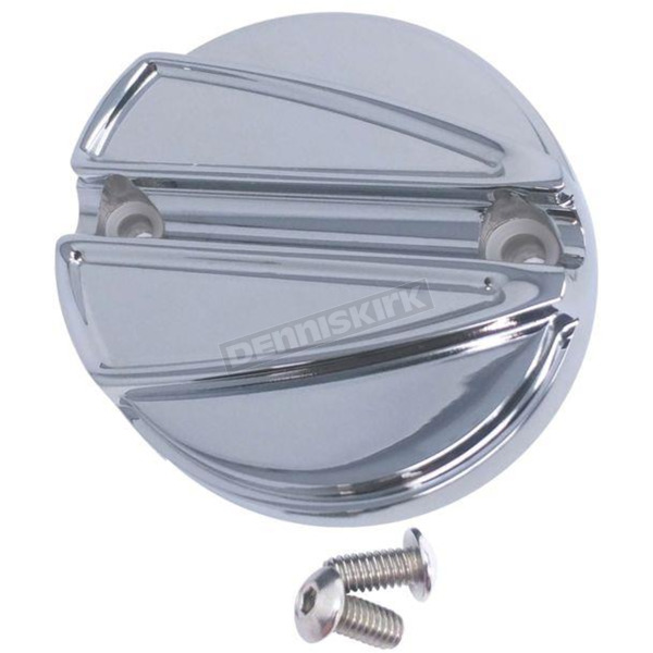Chrome Ripper Points Cover (2-Hole) - C1896-C