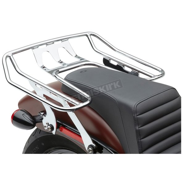 Chrome Wrap Around Luggage Rack - 602-2630