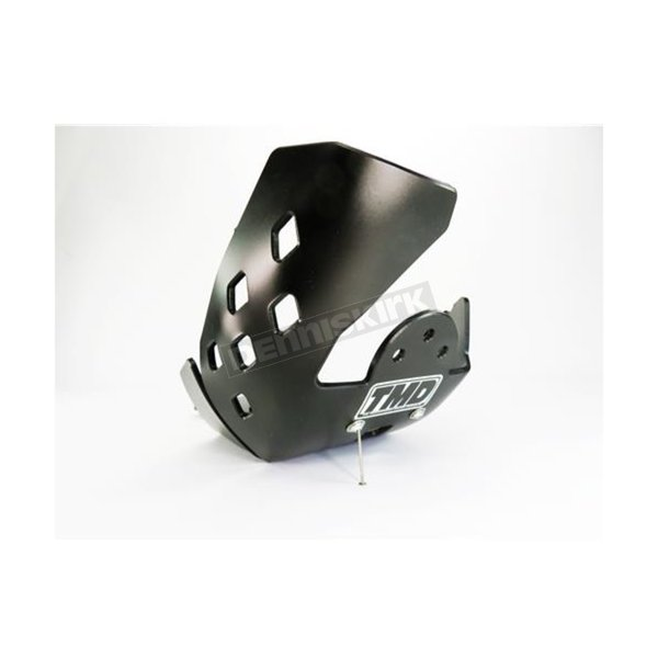 Black Full Coverage Skid Plate - YAMC-470-BK