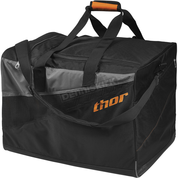 Thor Black/Red Orange Equip Bag - 3512-0190