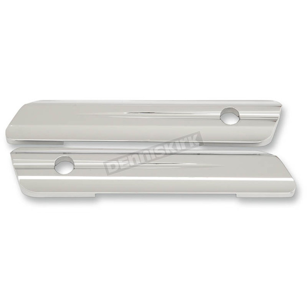 Drag Specialties Chrome Hinge Covers - 3501-1087