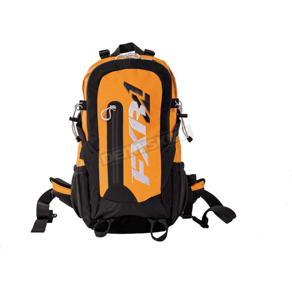FXR Racing Black/Orange Ride Pack - 173201-1030-00