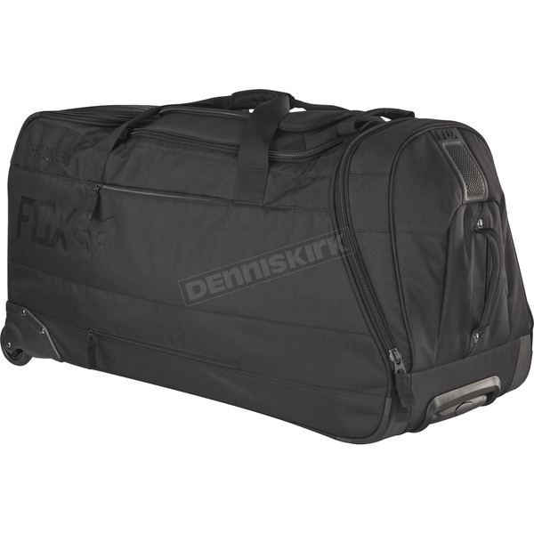 Fox Black Shuttle Roller Gear Bag - 18805-001-NS