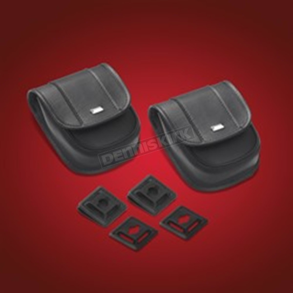 Hopnel Classic Lower Fairing Pockets - HD90-015BK