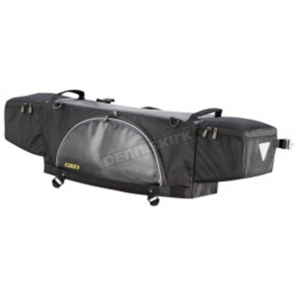 Nelson-Rigg Black Rear Sport Cargo Bag - RG-004S