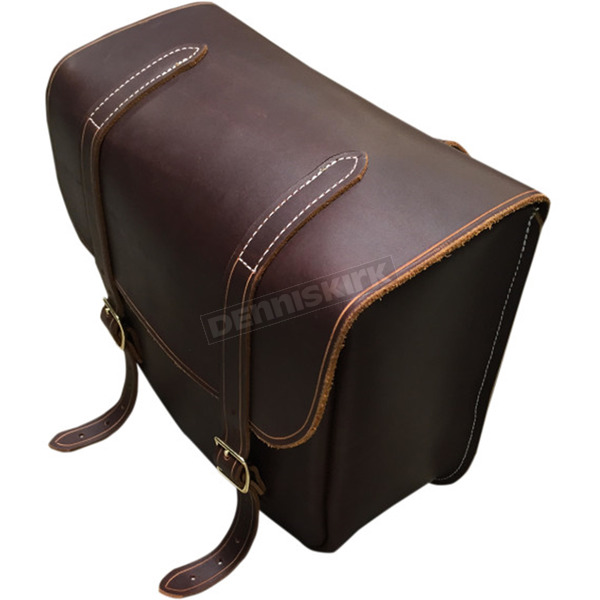 Nash Motorcycle Co. Brown/Brass The Original Sancho Bag - OGSBBRBR