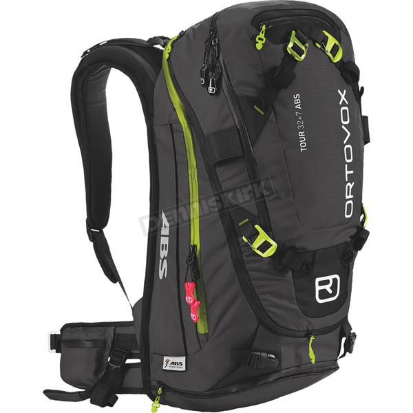 Ortovox Black Avalanche Tour 32+7 ABS Backpack - 46101 00101