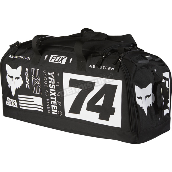 Fox Black Podium Union Gear Bag - 14770-001-NS