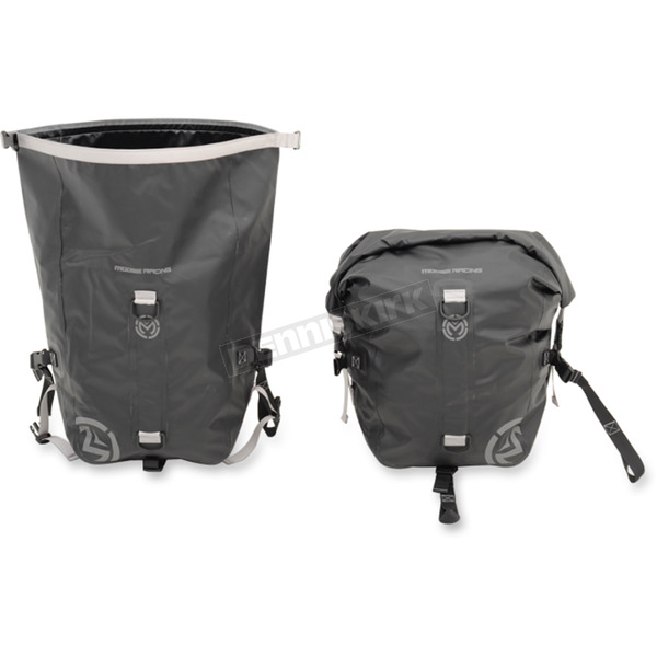 Moose 30 Liter ADV1 Dry Saddlebags - 3501-1238