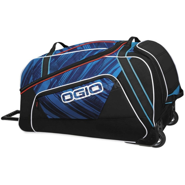 Ogio Lightspeed Blue Le Big Mouth Wheeled Gear Bag - 121012.752