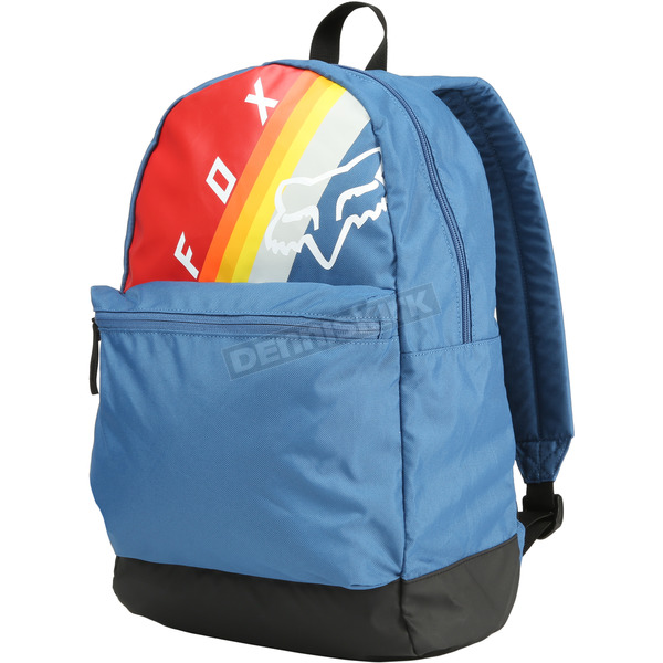 Fox Dusty Blue Draftr Kick Stand Backpack - 19547-157-OS