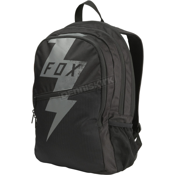 Fox Black Throttle Backpack - 19571-001-OS
