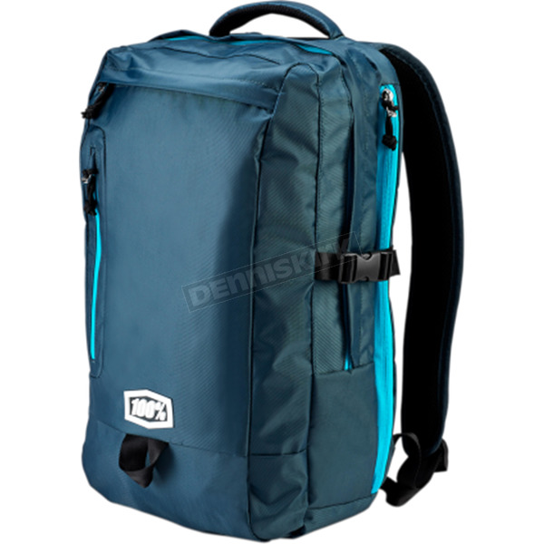 100% Charcoal Transit Backpack - 01003-052-01
