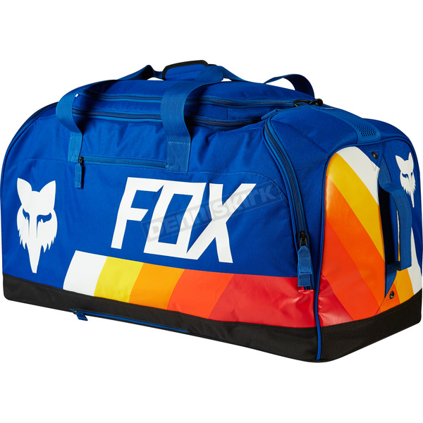 Fox Blue Podium Draftr Gear Bag - 19979-002-NS