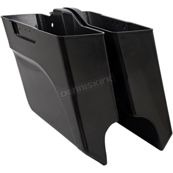 Black Right Side Down-n-Out Saddlebag - 60-161
