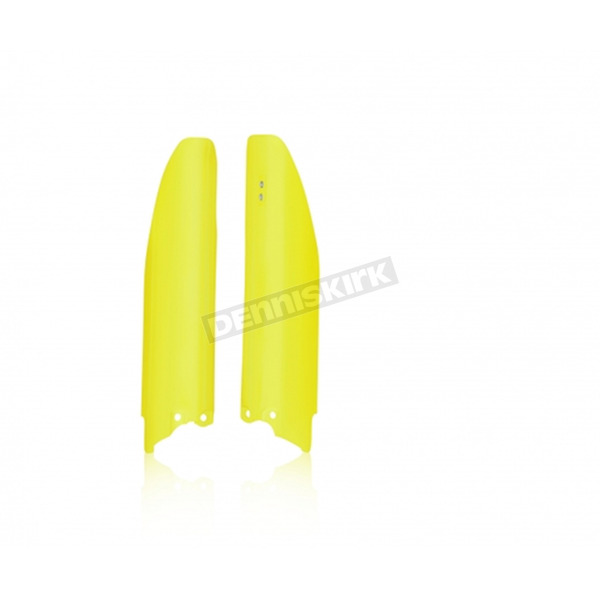 Acerbis Flo Yellow Lower Fork Cover - 2686524310