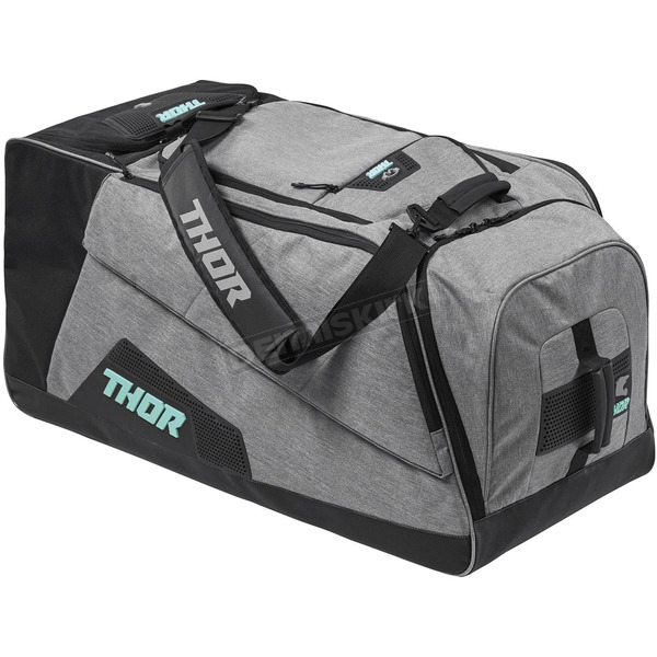 Gray/Black Circuit Bag - 3512-0258