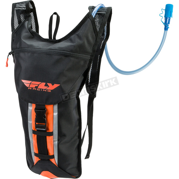 Black/Orange Hydration Hydropack - 28-5168