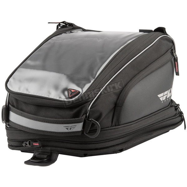 Fly Racing Black Medium Tank Bag - 6245 479-10-600