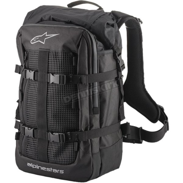 Black Rover Overland Backpack - 6106420-10