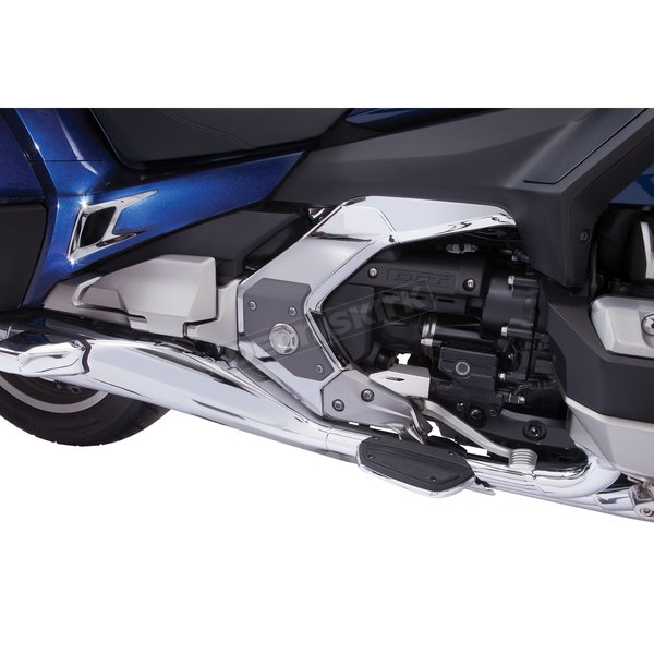 Chrome Frame Covers - 78105