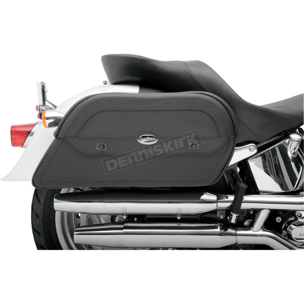 Saddlemen Jumbo Throw-Over Cruisn Slant Saddlebags - 3501-0308