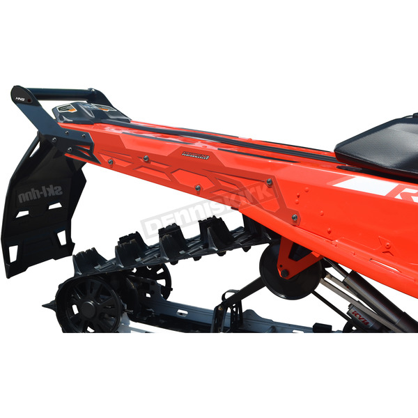 Red Hide N Go Rear Bumper - 183-235-Red