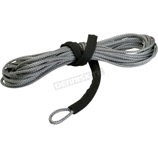 Moose Synthetic 3/16 in. X 50 Ft. Winch Cable  - 4505-0343