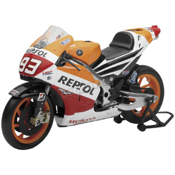 New Ray Toys Marquez Repsol Honda 1:12 Scale Die-Cast Model - 57633