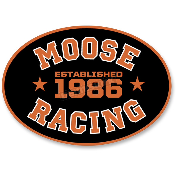 Moose Collegiate Decal - 4320-2020